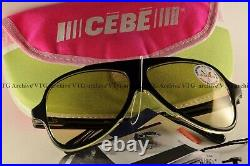 Occhiali Vintage CEBE made in France from CIRCA 2000s never used RALLY SCI SNOW