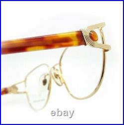 Olivier Monclair, Austral OM47, 1980s Vintage Cat Eye Eyeglasses, New Old Stock