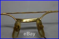 Original Vintage CARTIER France Brillengestell 80er Jahre