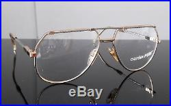 PIERRE CARDIN 1980's Made in France Model Plus CP 805 aviator pilot gold siver