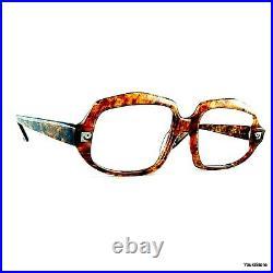 PIERRE CARDIN occhiali da vista C54 52/18 VINTAGE 70's eyeglasses M. In France