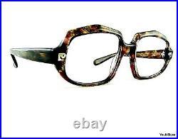 PIERRE CARDIN occhiali da vista C54 52/20 VINTAGE'70s eyeglasses M. In France
