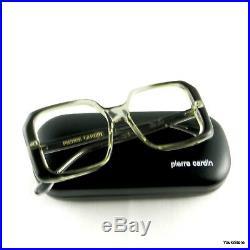 PIERRE CARDIN occhiali da vista vintage'70S mod. C63 MADE IN FRANCE