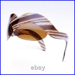 Paulette Guinet 60's Original Vintage Designer Sunglasses France Rare