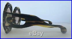 Philippe Chevallier Vintage Sunglasses Eyeglasses 1960's super RARE (063)