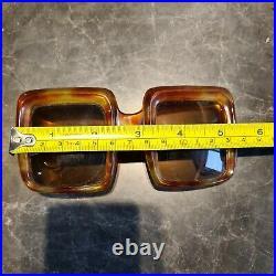 Philippe Chevallier Vintage Sunglasses Eyeglasses 1960's super RARE for Lanvin