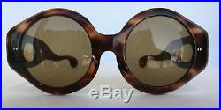Philippe Chevallier Vintage Sunglasses Eyeglasses Made in France 1960's (070)