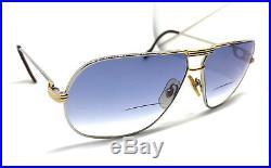 RARE! CARTIER TANK Vintage Eyeglasses / Sunglasses with Case! Santos Vendome