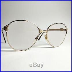 RARE GRES Macrolin. Vintage eyeglasse by designer Madame Grés. France
