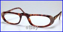 RARE VINTAGE Emmanuelle Khanh Eyeglasses EK517 HAND MADE FRANCE
