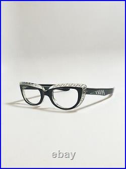 RARE VINTAGE L. Evrard Eyeglasses TWEC MADE IN FRANCE