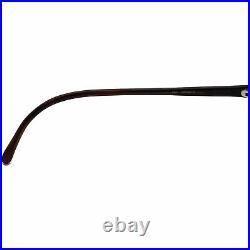 Ralph Lauren Polo Vintage Eyeglasses 20 Tortoise Round Frame France 5220 140