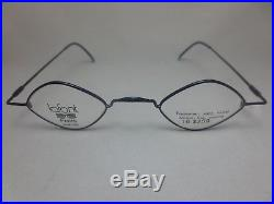 Rare Vintage LAFONT PARIS Frame Eyeglasses L680 39 M670 NEW OLD STOCK