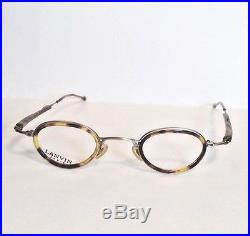 Rare Vintage New Lanvin Paris Model 1221 003 Eyeglasses Made in France
