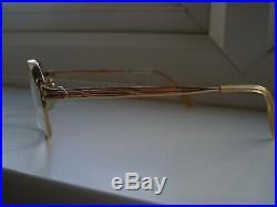 SUPERB Vintage 50-60's eyeglasses frames GOLD filled AMOR made in France