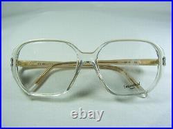 Stendhal, eyeglasses, square, oval, women's, frames, hyper vintage, NOS