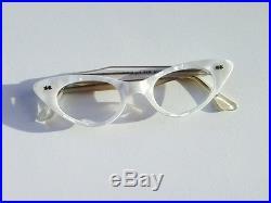 Tart Optical white pearl trixie vintage frame 44-20 original packaging envelope