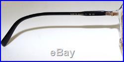 Ted Lapidus france vintage HUSTLE look eyeglass frames