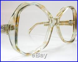 UNUSUAL 1970's Womens Pierre Cardin Sportique Retractable NOS VTG Eyeglass Frame