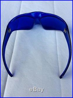 Unbelievably Rare Vintage 70's Bolle Nose Guard Sunglasses