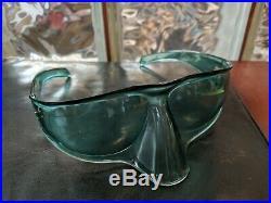 Unbelievably Rare Vintage 70's Bollé Nose Guard Sunglasses! Retro French Mod