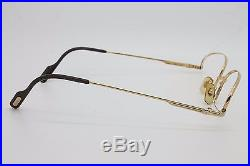 VINTAGE CARTIER 5720 GOLD 18K LUXURY FRAME / MADE in FRANCE