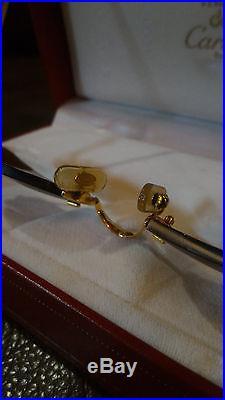 Vintage Cartier Gold Decor C Picadilly Eyewear Sunglasses Eyeglasses