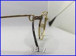 VINTAGE Cartier Panthere Eyeglasses
