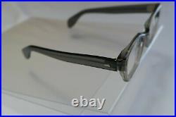VTG NOS 60s Horn Rim Rectangle FRAME FRANCE Eyeglass Frame 50-25-160 THICK