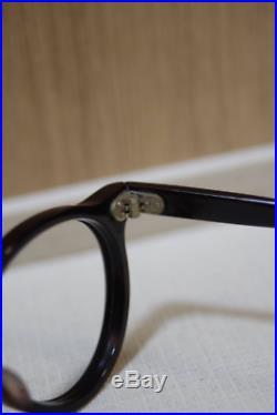 Vintage 1940s frame france eyeglasses sunglasses panto NOS