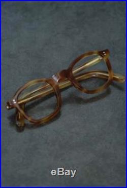 Vintage 1950 frame France eyeglasses vintage spectacles acetate made