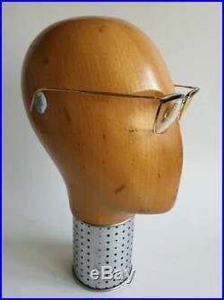 Vintage 1950's Amor France glasses eyeglasses gold and pearlised Fabulous