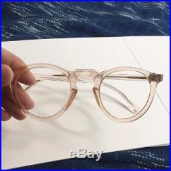 Vintage 1950's Frame France Panto Eyeglasses Handmade In France Antique Lunettes
