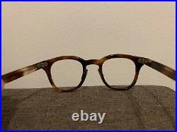 Vintage 1950s French eyeglasses handemade Frame france