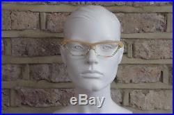 Vintage 1980s Eyeglasses Eyewear. Alain Mikli 120 214. Deadstock Nos