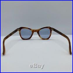 Vintage 50's Frame France Tortoise Shell Eyeglasses
