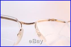 Vintage 50s AMOR gold filled eyeglasses frames men's SML/MED women's MED France
