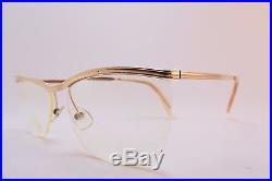Vintage 50s eyeglasses frames gold filled AMOR made in France