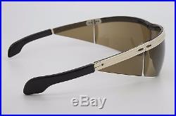 Vintage 60' / Depose Rancero / Unique Futurism Sunglasses / Handmade In France