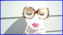 Vintage 70s Yves Saint Laurent Sunglasses Mod 413 Made in France