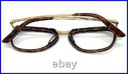 Vintage Amor Full Rim Eyeglasses 12K Goldfield 127 mm