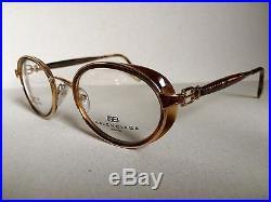 Vintage Authentic Balenciaga Eyeglasses Mod BO26 Co 2003 Size 50-20 135 France