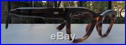 Vintage Brown Plastic Frame 44 x 22 Frame France B&B Original Solid 5BB Hinge