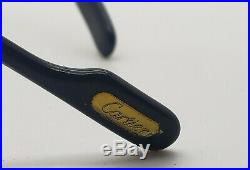 Vintage CARTIER Silver & Gold Frames ORSAY / 22kt plated