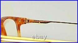 Vintage CARTIER eyeglasses REFLET 53/18 Rare N. O. S. Made in France
