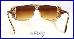 Vintage CAZAL 955 rare sunglasses west germany case original 80 hiphop rick ross