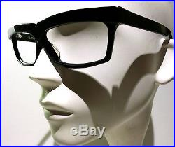 Vintage CLAUDE MONTANA 80s Eyeglasses Frame (Hand Made in France) RARE