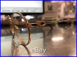 Vintage Cartier Eyeglasses Paris 140 6410163