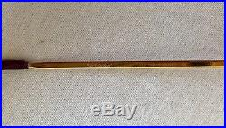 Vintage Cartier Occhiali Lunettes Gold Frame Eyeglasses Prescription