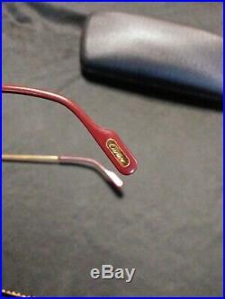 Vintage Cartier Paris Eyeglasses For Your Prescription needs